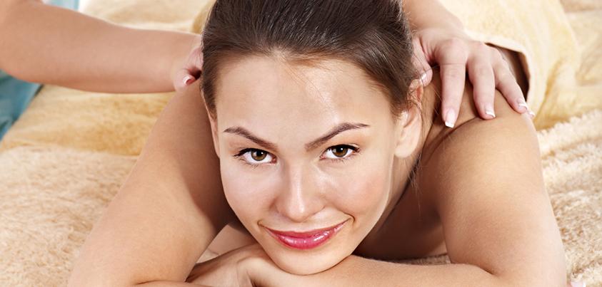 Siłę nacisku w masażu klasycznym dobiera się indywidualnie