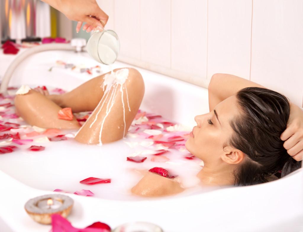 Domowe SPA - nie musisz inwestować w kosztowne kosmetyki.
