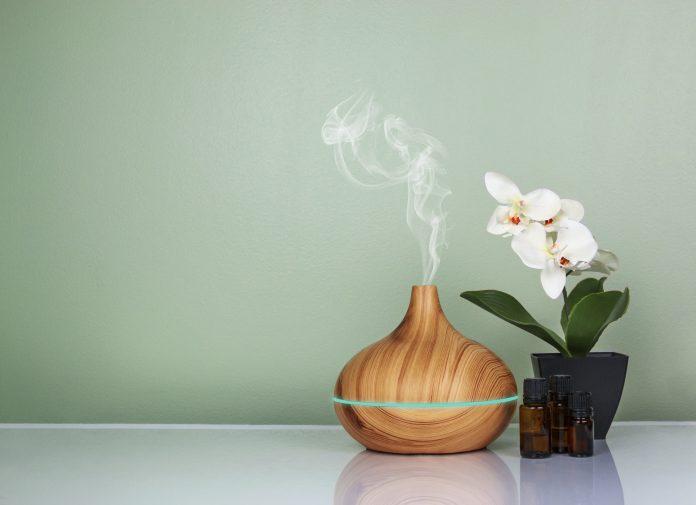 aromaterapia dyfuzor