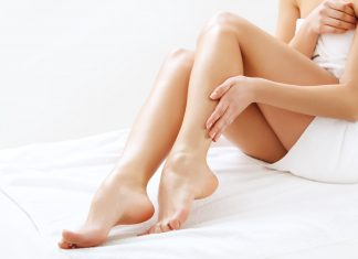 kobiece nogi flebologia