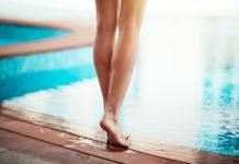 wakacje nad basenem