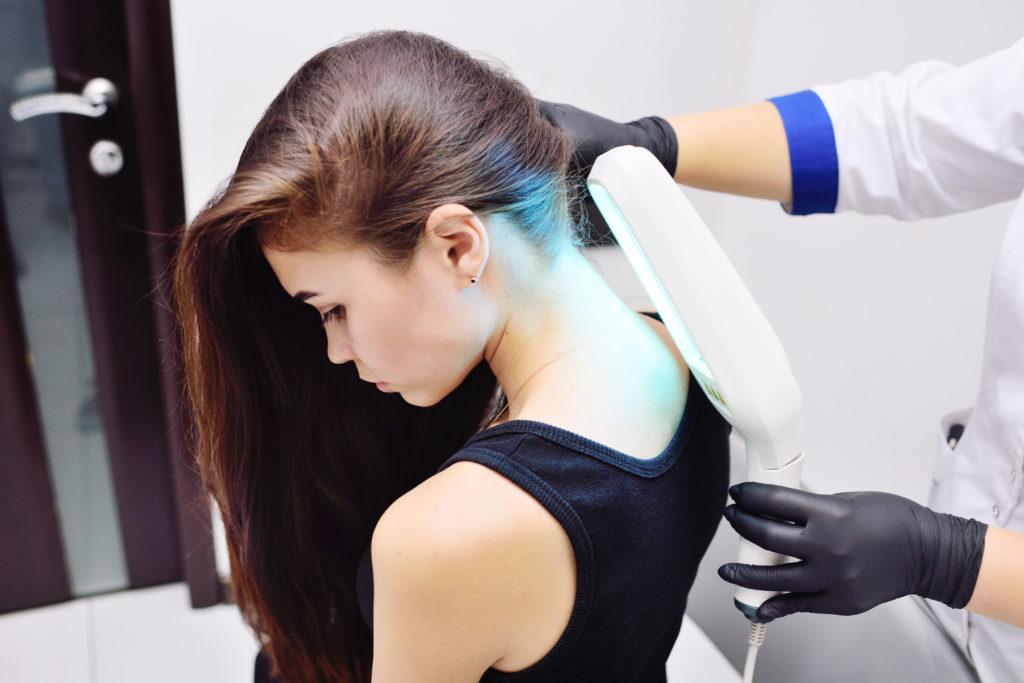 fototerapia łuszczyca