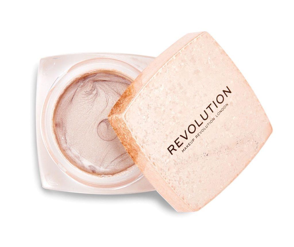 Rozświetlacz do twarzy Makeup Revolution Jewel Collection