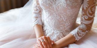 Manicure ślubny