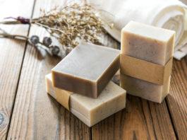 ręcznie robione mydła naturalne