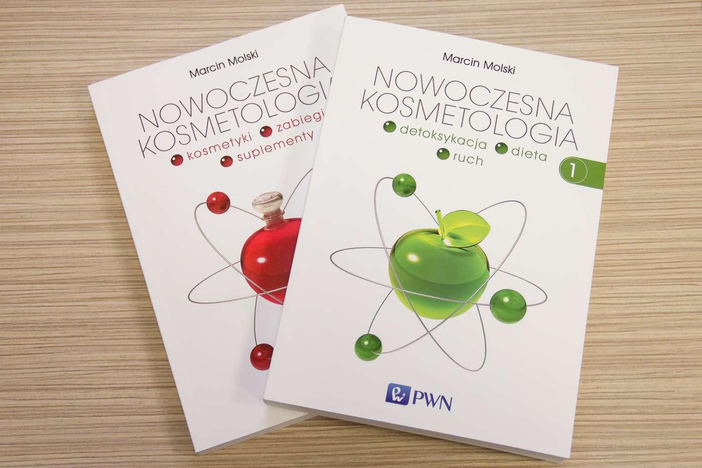 Marcin Molski: Nowoczesna kosmetologia