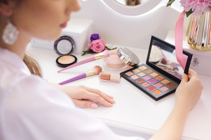paletka do makijażu