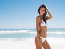 Modelowanie ciała przed urlopem
