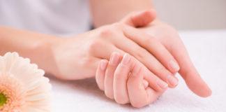 Mocne paznokcie